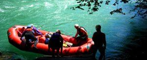 riverboarding po reki Savi